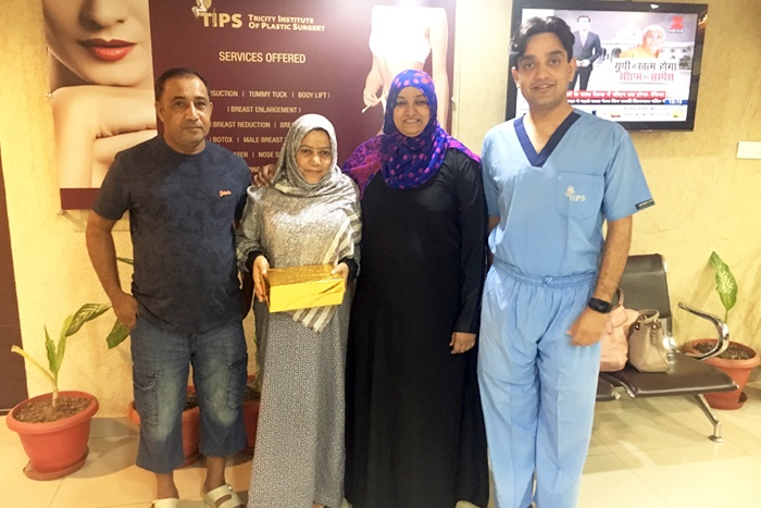 TIPS Institute Foreign Patients | Leading Plastic Surgeon in Chandigarh | Leading Plastic Surgeons in Chandigarh | Plastic cosmetic surgery in India | Plastic surgery cost in Chandigarh | Plastic Surgery hospitals in India