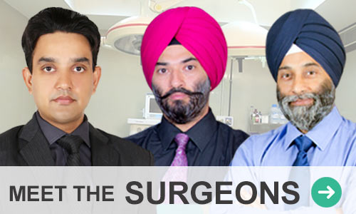 Best Plastic Surgeons in India